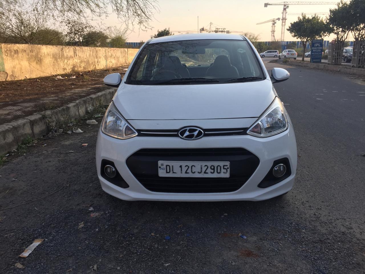 Secondhand I-10 Grand Magna-cng car in Dwarka and Uttam Nagar